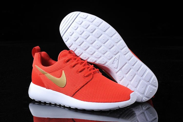 Nike Roshe One Rouge Homme